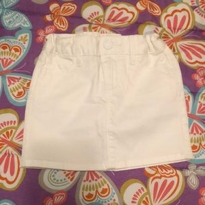 NWOT Gap girls mini skirt